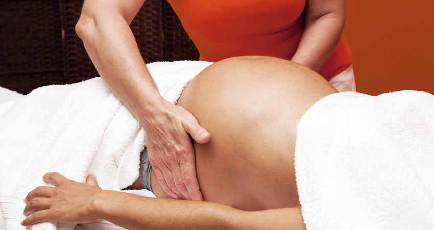 Pregnancy Massage Troy Ohio