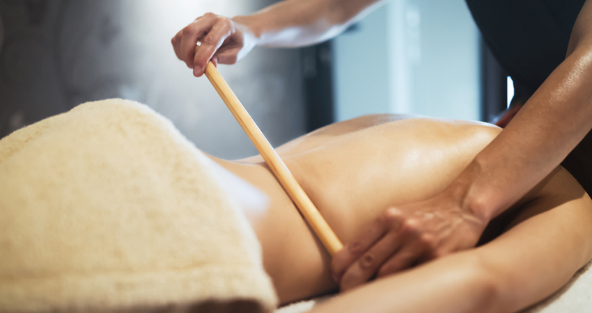 Hot Bamboo Massage Troy Ohio