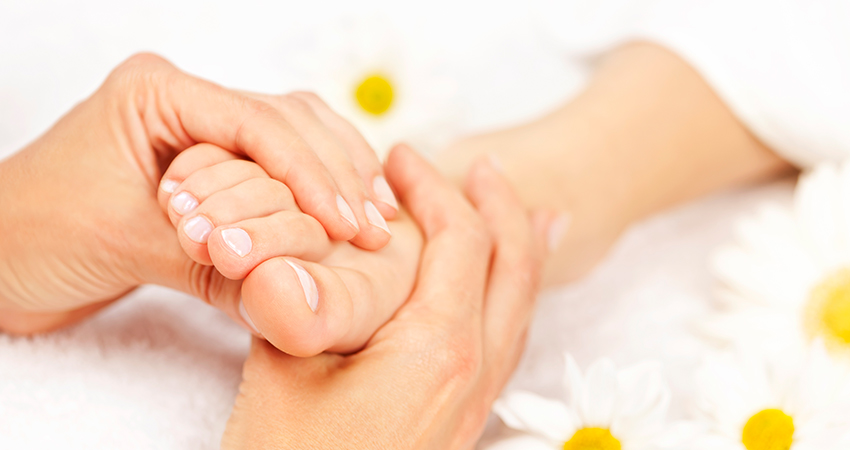 Reflexology Massage Troy Ohio