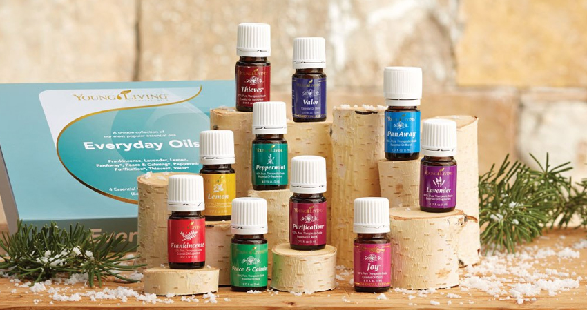 Young Living Essential Oils Troy Ohio